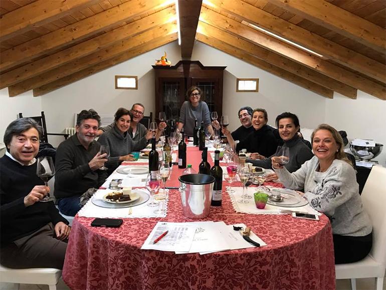 Visit a wine cellar 1